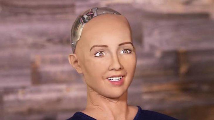 Картинки по запросу робот софія