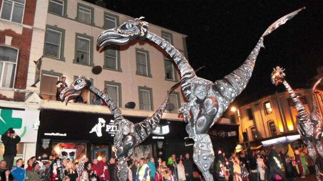 ТОП-10 кращих Місць світу, де Варто відсвяткуваті Хеловін 2016