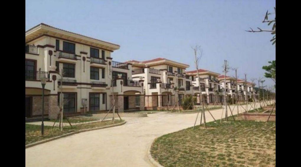 Китайський мільярдер побудував в подарунок односельцям 258 розкішних вілл, але там ніхто не живе