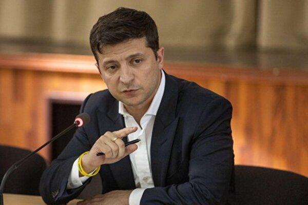 Зеленський назвав умову виборів на Донбасі