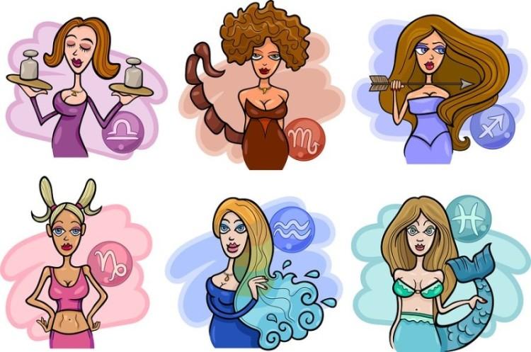 Вся Правда про жінок різних знаків Зодіаку! У мене все збіглося на 100%