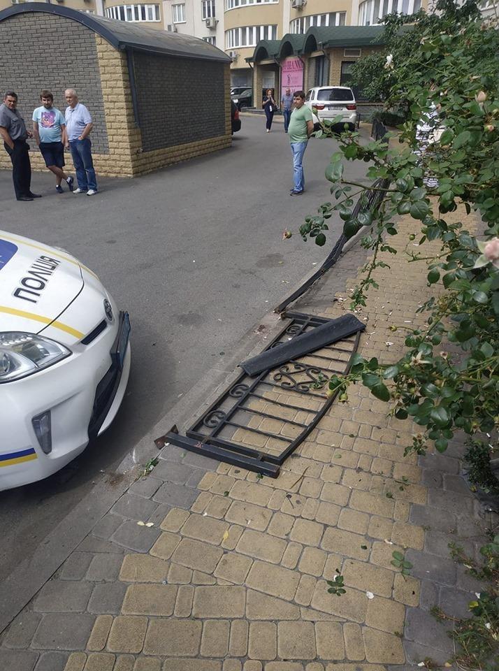 Свідки припустили, що водійка переплутала педалі авто