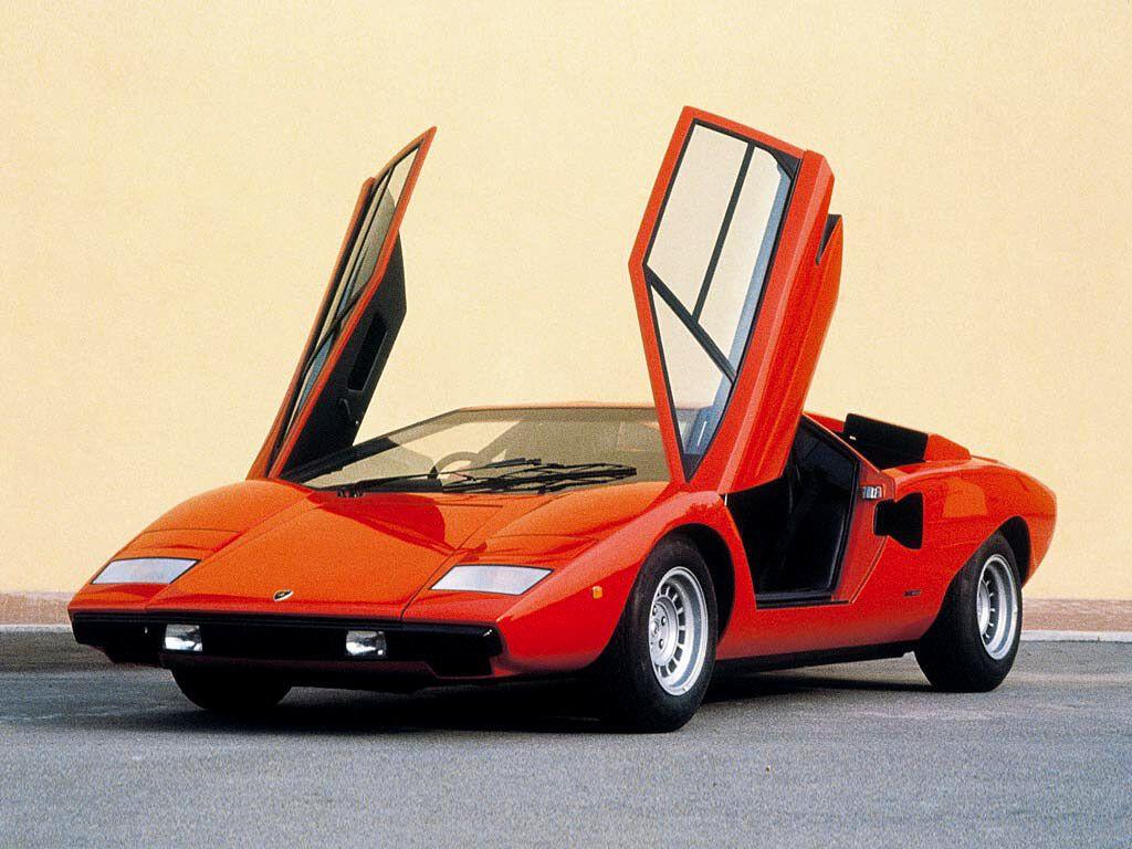Lamborghini Countach вплинула на всі моделі марки