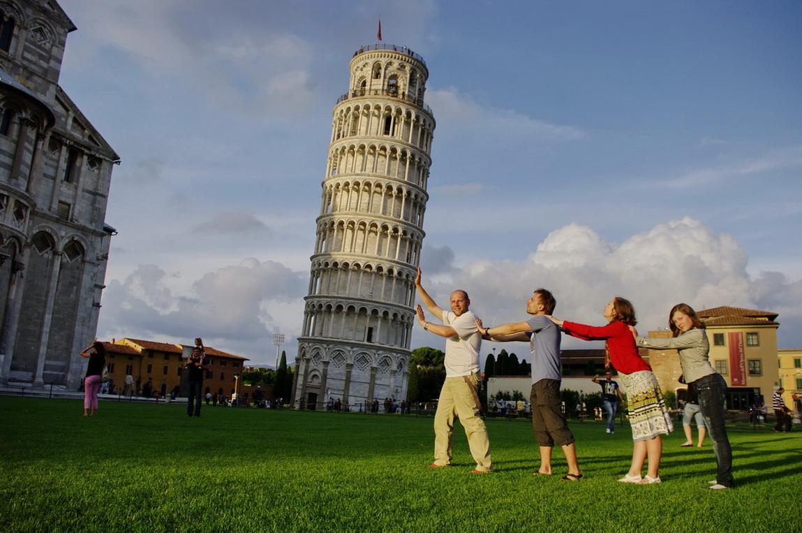пизанська вежа