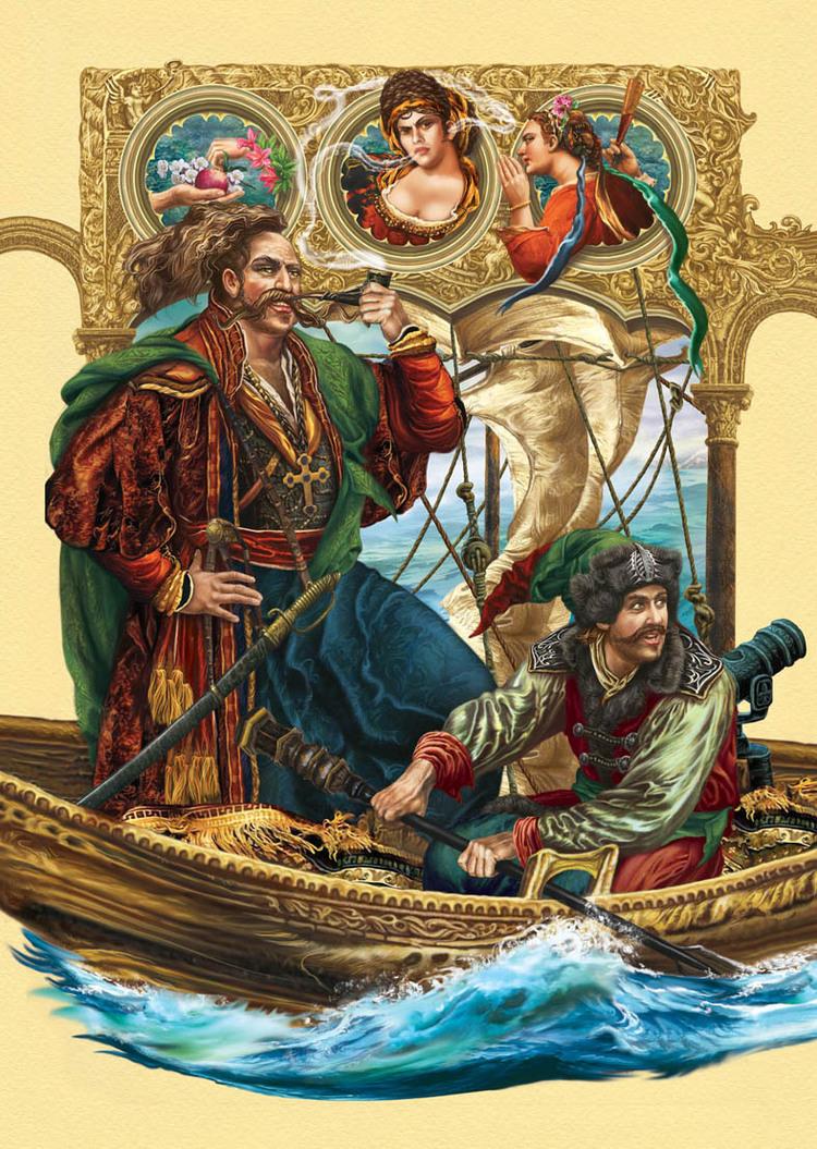 После воссоединения на переяславской раде 1654 года великой и малой руси в единое русское государство множество малороссийских учёных, богословов и литераторов переехало в москву, сделав огромный вклад в опубликована новая запись независимого журналиста