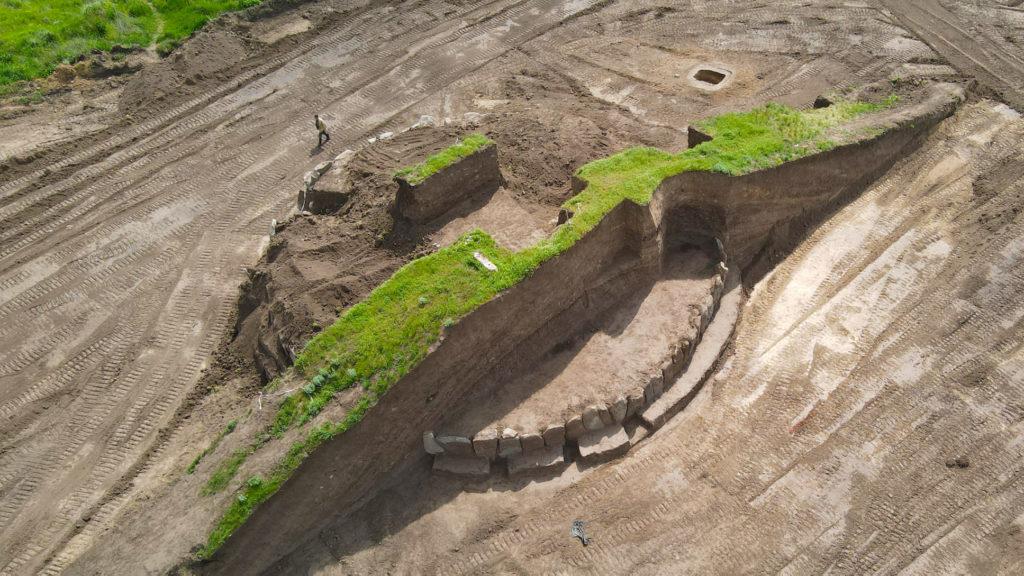 В Україні розкопали давній курган, який старіший за Єгипетські піраміди (фото, відео)
