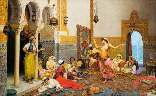 Кастинг, євнухи та ночі кохання. Що приховували гареми турецьких султанів.