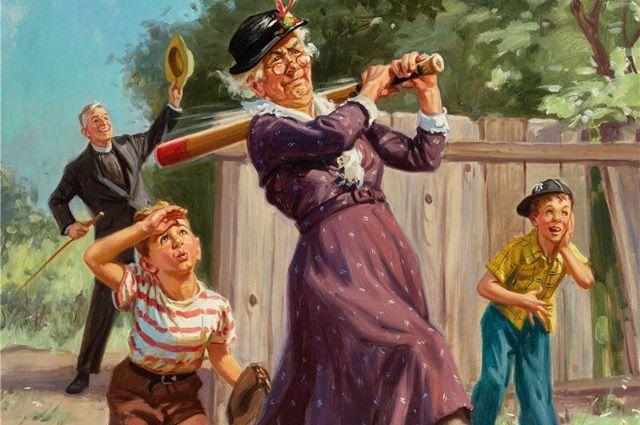 Бабуся - таке тепле, таке знайоме і рідне всім з дитинства слово.
