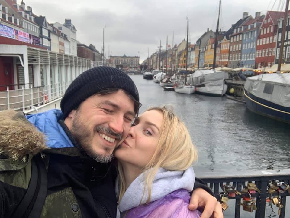 Притула з дружиною
