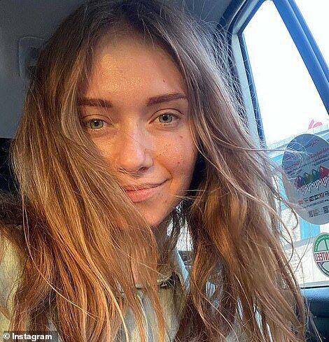 Українка Софія Ткачук була ще однією з моделей, яких заарештували.