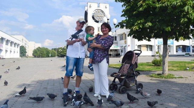 Жителі Славутича - фото 348875