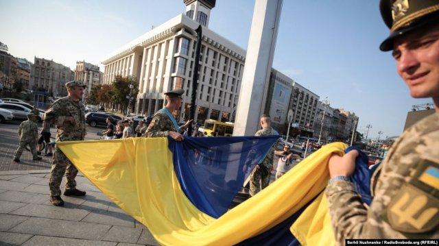 Хода Гідності на День Незалежності 2019: розклад урочистостей в Києві - фото 349759