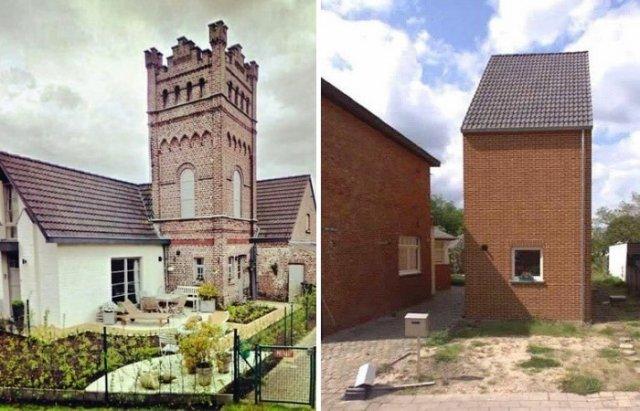 Химерні будиночки, які можна побачити лише у Бельгії - фото 357477