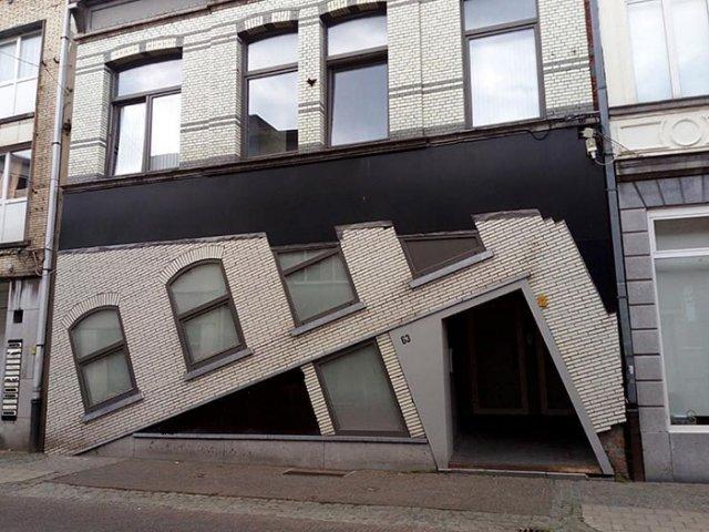 Химерні будиночки, які можна побачити лише у Бельгії - фото 357478