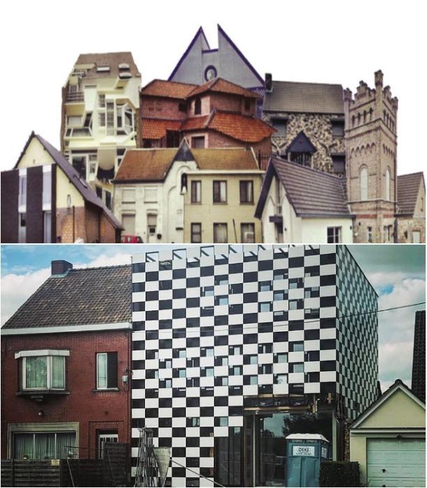 Химерні будиночки, які можна побачити лише у Бельгії - фото 357479