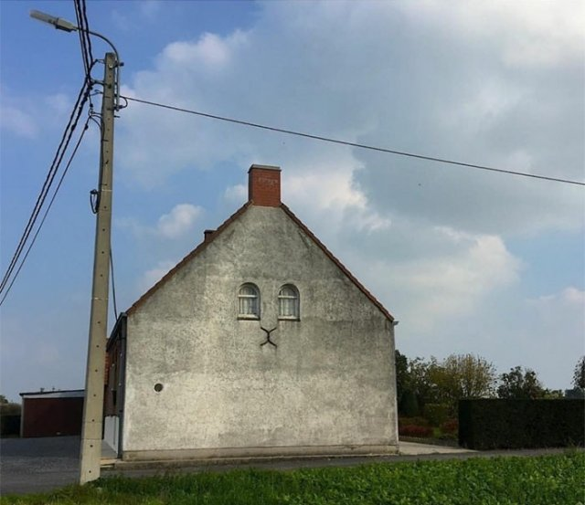 Химерні будиночки, які можна побачити лише у Бельгії - фото 357480