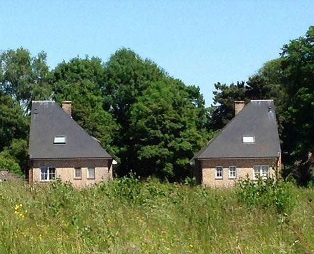 Химерні будиночки, які можна побачити лише у Бельгії - фото 357481