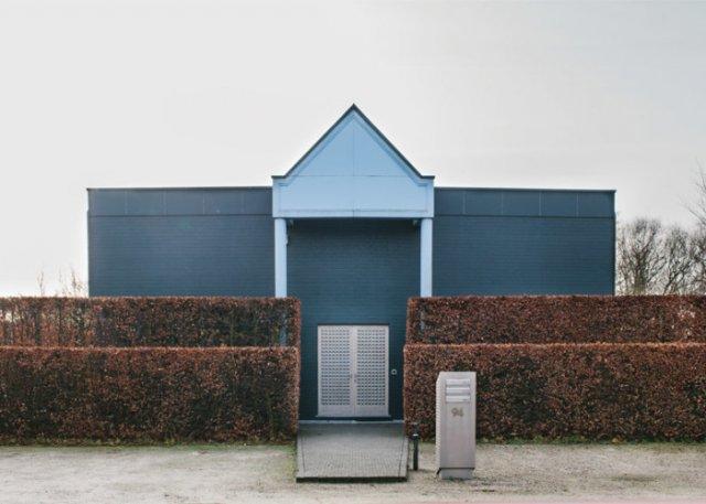 Химерні будиночки, які можна побачити лише у Бельгії - фото 357482