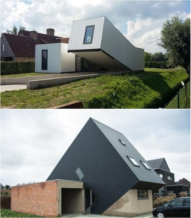 Химерні будиночки, які можна побачити лише у Бельгії - фото 357484