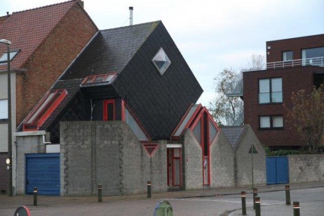 Химерні будиночки, які можна побачити лише у Бельгії - фото 357485