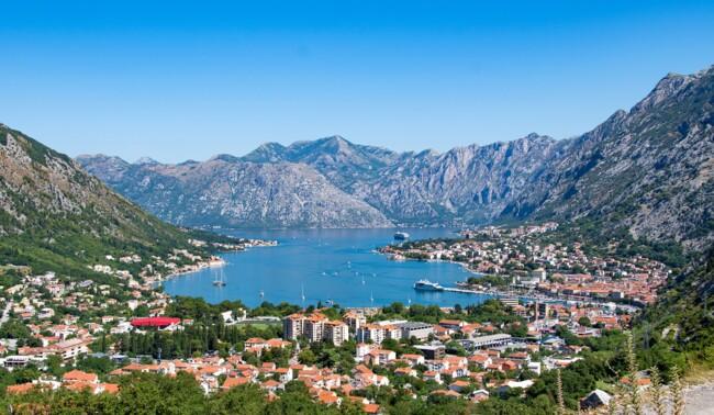 Чорногорія-2020