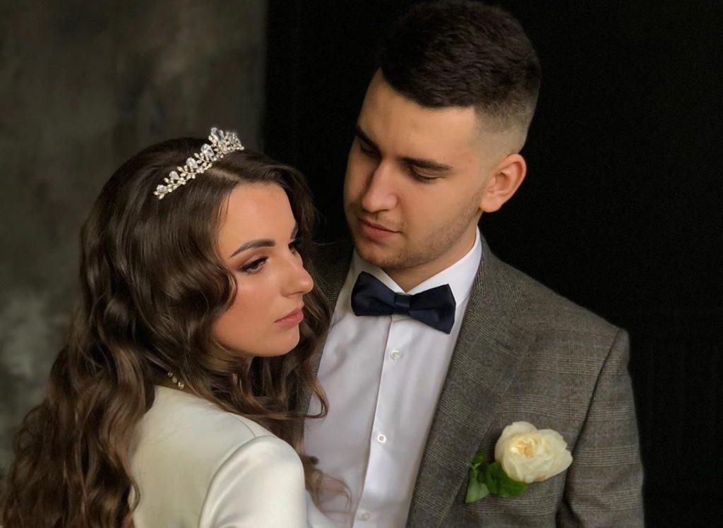 «Это было нереально красиво» - донька Кузьми Бася опублікувала фото з власного весілля