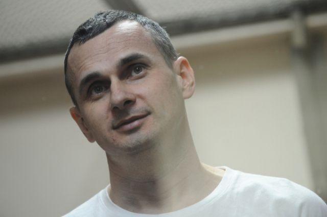 Олега Сенцова засудили на 20 років позбавлення волі