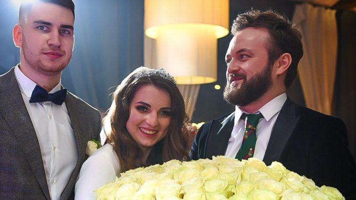 «Він сьогодні радіє за свою дитину» - Dzidzio опублікував зворушливе фото з весілля доньки Кузьми