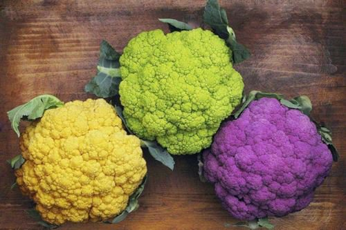 Барвисті сорти овочів, які дивують своїм смаком та виглядом.