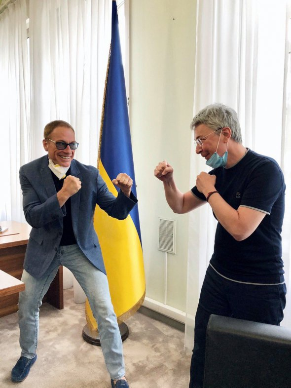 Netflix зніма фільм в Києві