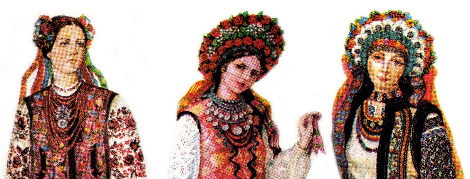 українські вінки