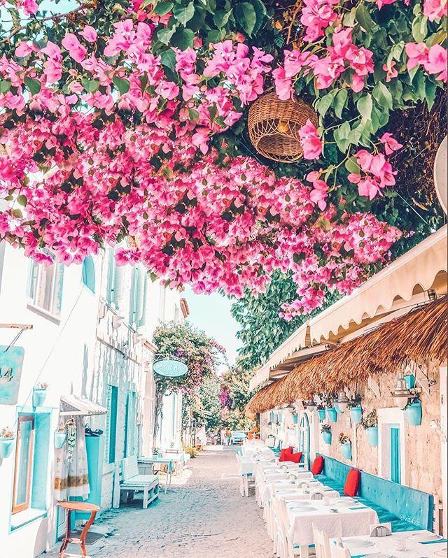 Алачати/Алачаты в Турции: курорт на берегу Эгейского моря, фото и отзывы