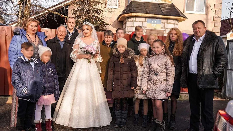 У пари – 13 дітей