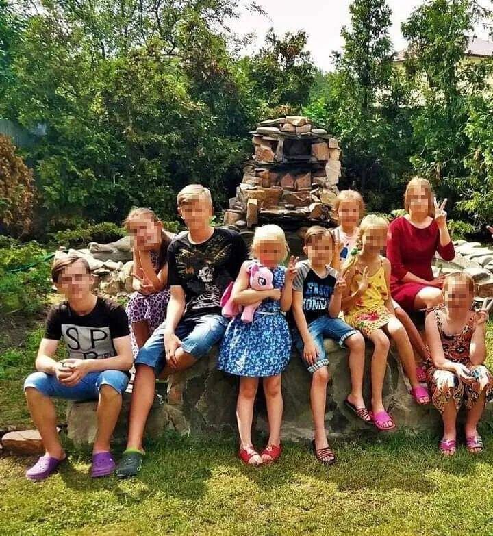 Сім'я Родікових