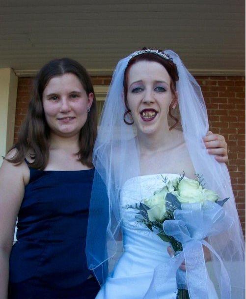 Найгірші та смішні весільні фото. Коли фотограф познущався - 3