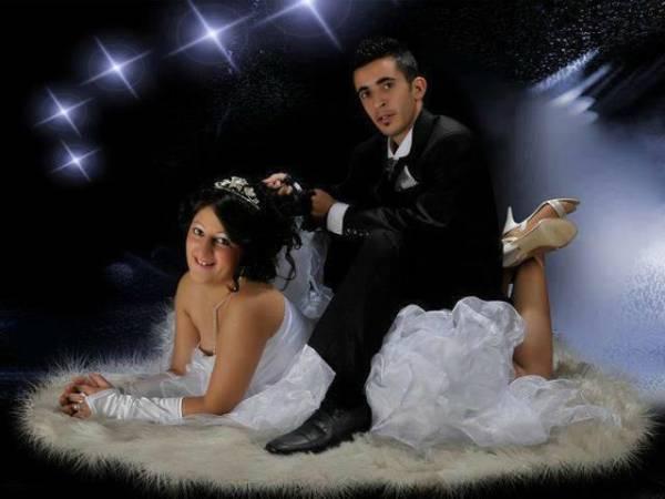 Найгірші та смішні весільні фото. Коли фотограф познущався - 8