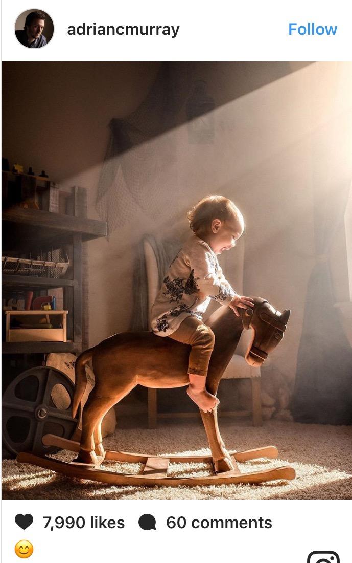 Супер тато підкорив інтернет фотографіями своїх дітей - 2