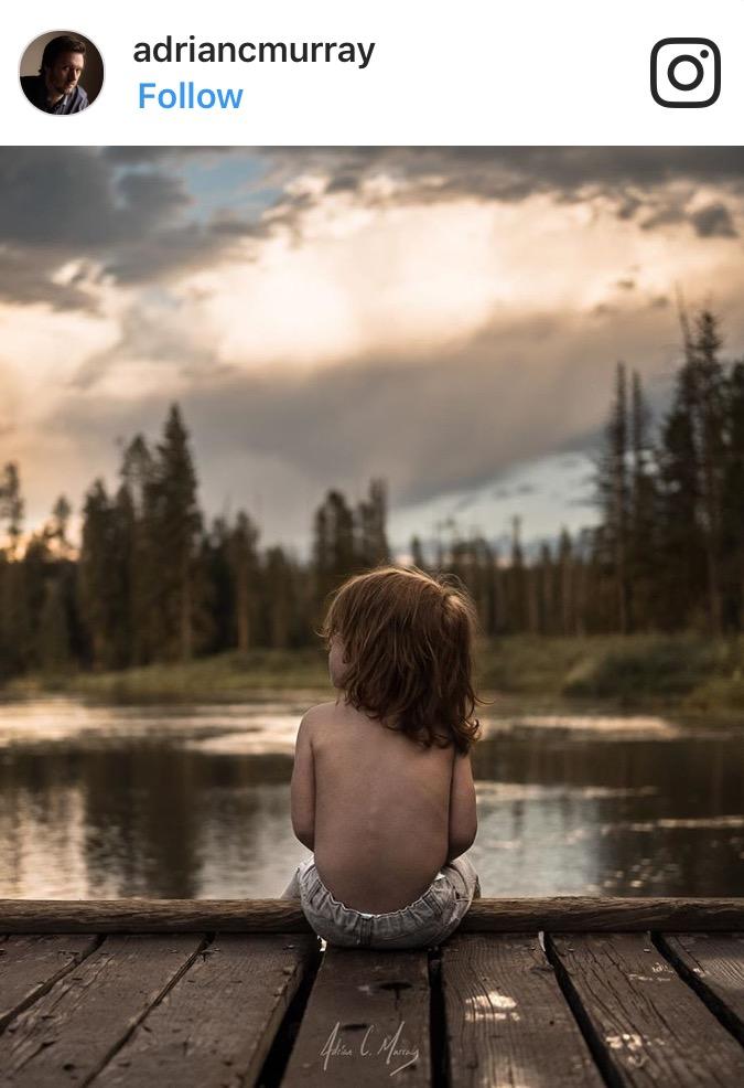 Супер тато підкорив інтернет фотографіями своїх дітей - 4
