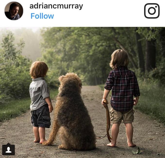 Супер тато підкорив інтернет фотографіями своїх дітей - 6