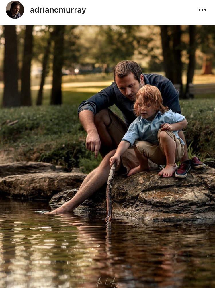 Супер тато підкорив інтернет фотографіями своїх дітей - 10
