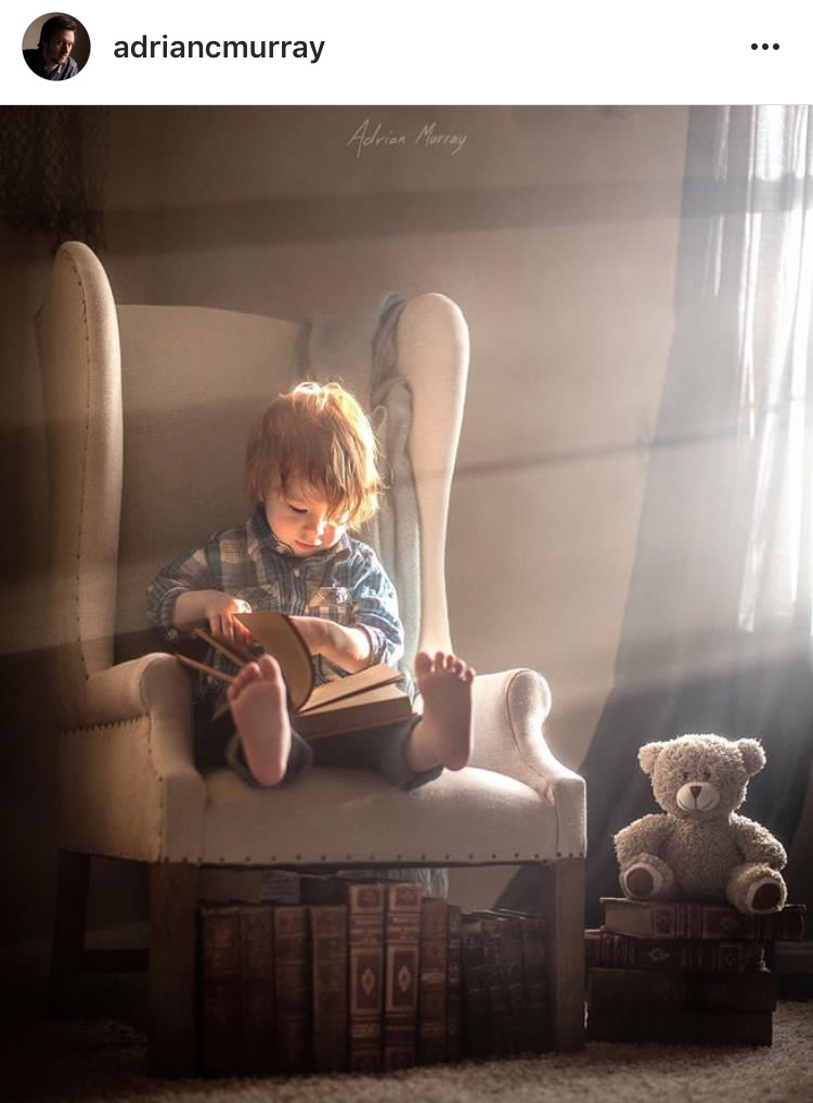 Супер тато підкорив інтернет фотографіями своїх дітей - 12