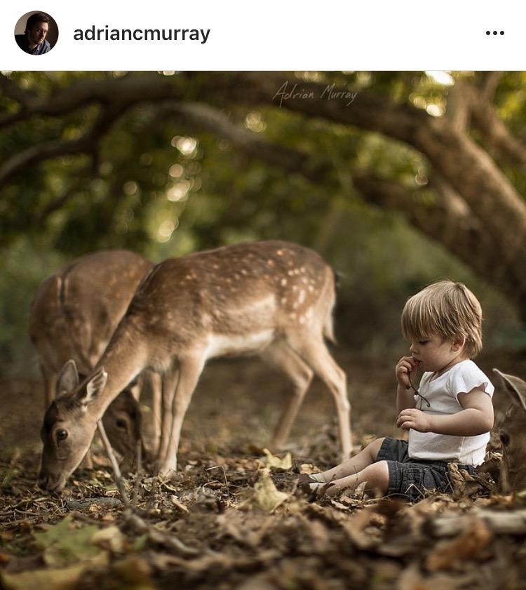 Супер тато підкорив інтернет фотографіями своїх дітей - 17