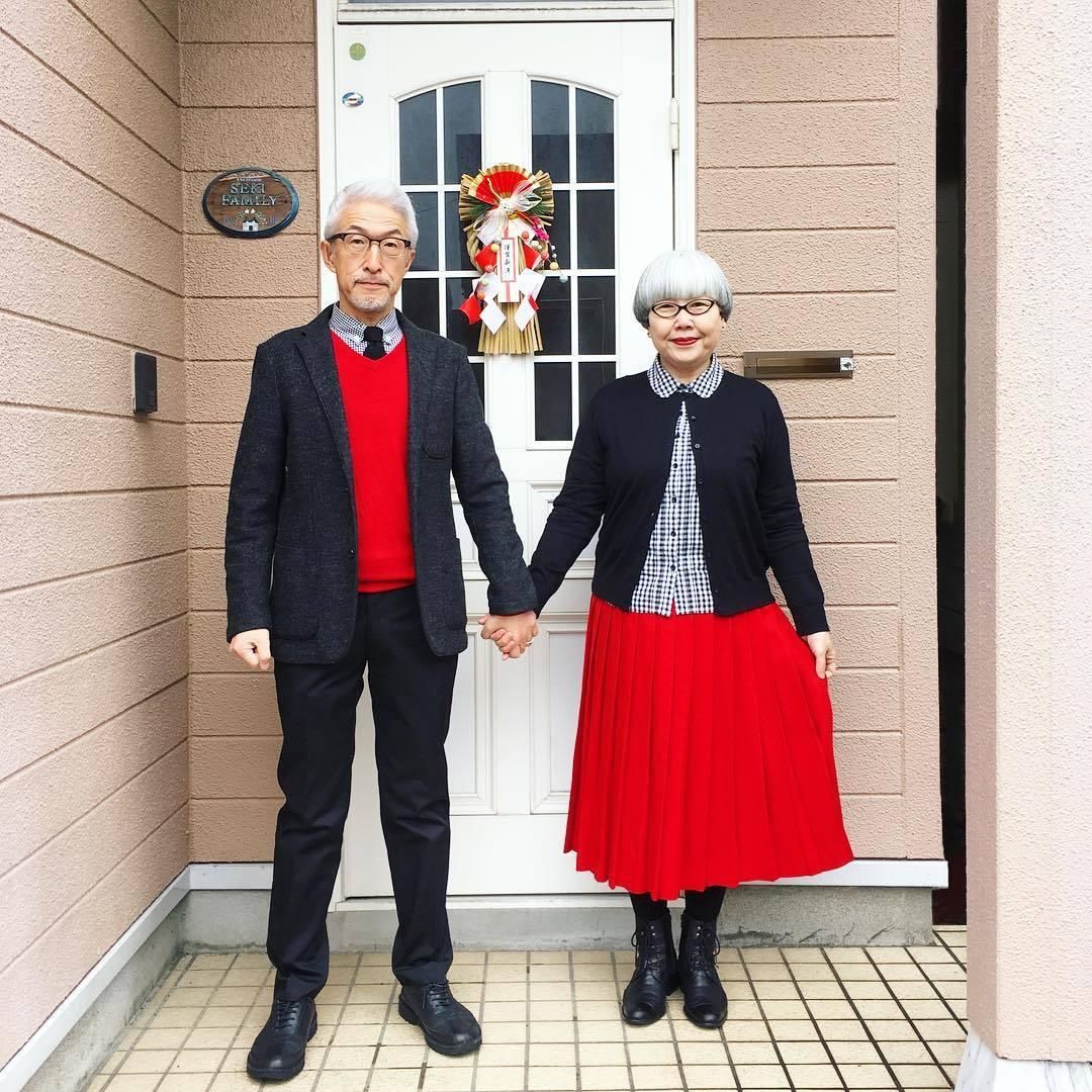 11 стильних пар у віці, які виглядають крутіше ніж голівудські зірки! - 1