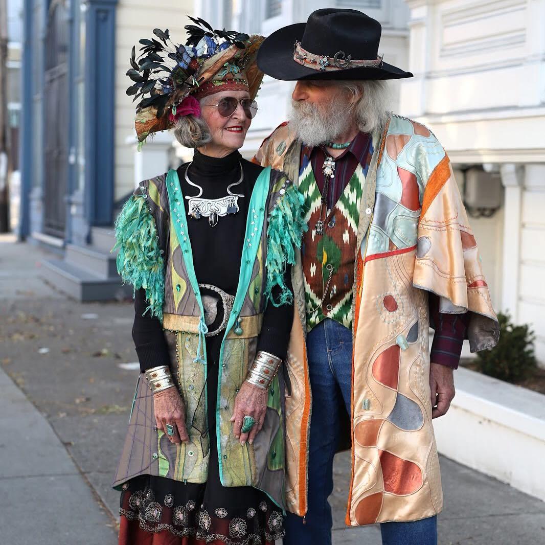 11 стильних пар у віці, які виглядають крутіше ніж голівудські зірки! - 12