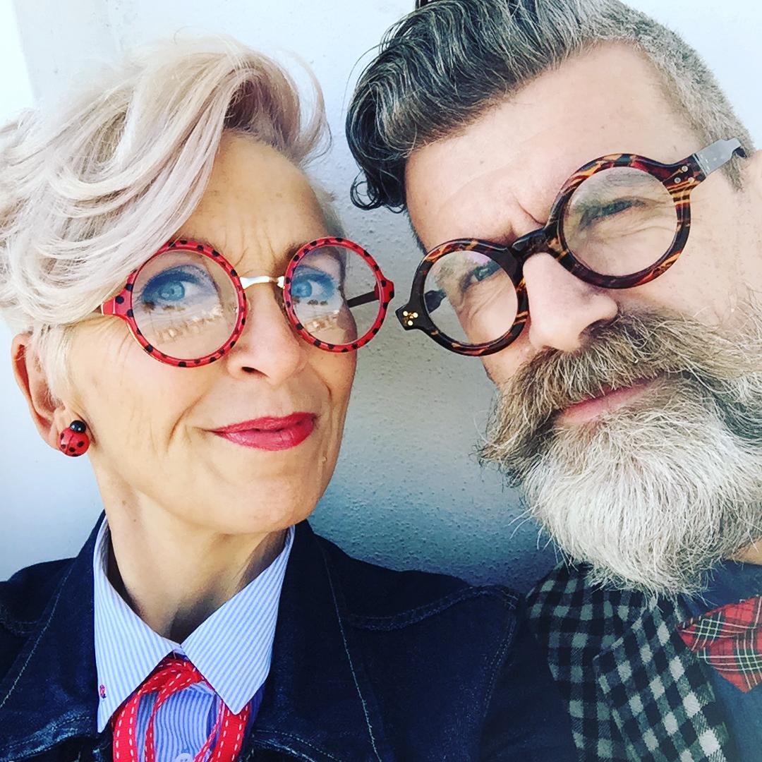 11 стильних пар у віці, які виглядають крутіше ніж голівудські зірки! - 13