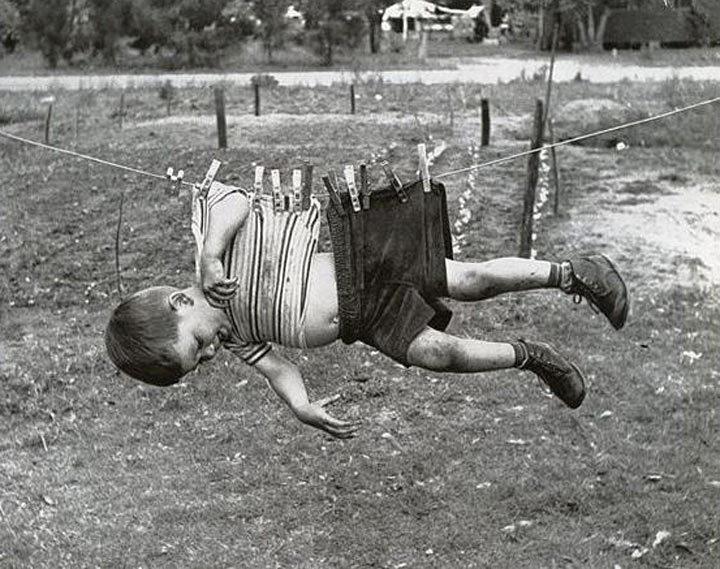 20+ найкращих фото безтурботного дитинства - 1