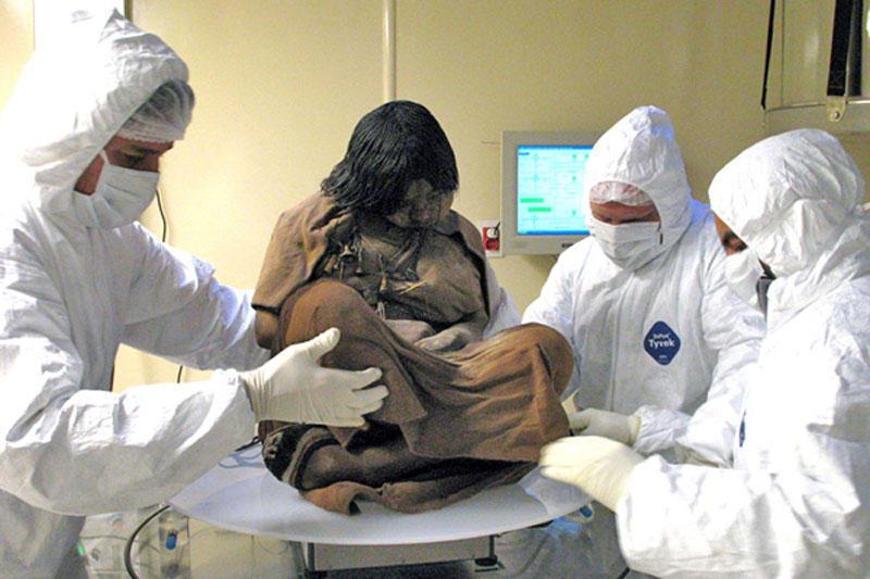 Неймовірне відкриття археологів: дівчинка з племені інків, якій понад 500 років - 1