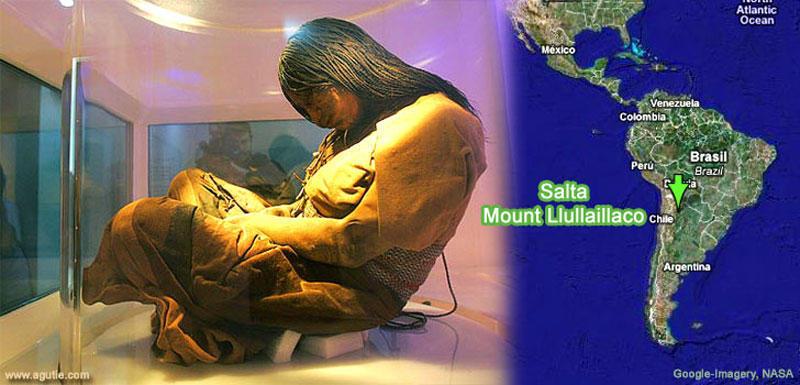 Неймовірне відкриття археологів: дівчинка з племені інків, якій понад 500 років - 3