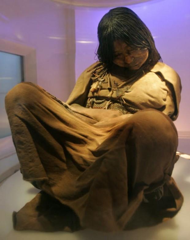 Неймовірне відкриття археологів: дівчинка з племені інків, якій понад 500 років - 4