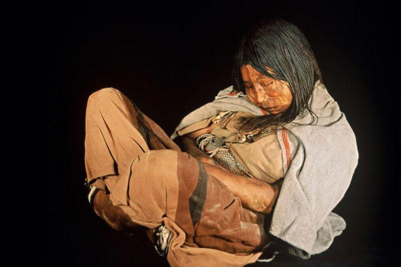 Неймовірне відкриття археологів: дівчинка з племені інків, якій понад 500 років - 7